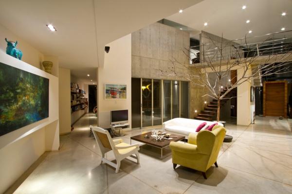 décoration-vintage-intérieur-spacieux-contemporain
