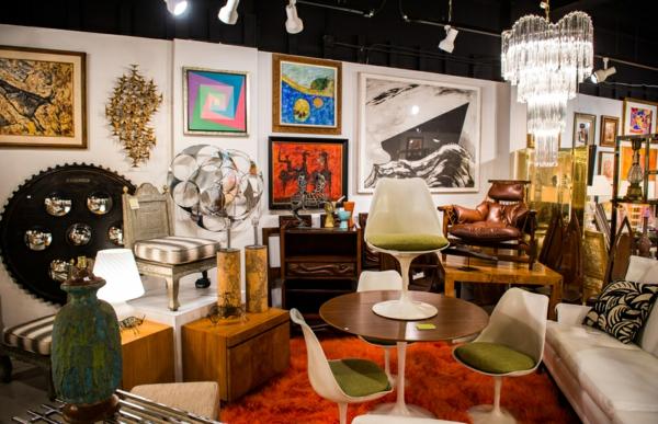 décoration-vintage-intérieur-unique-motifs-plantureux-décoratifs