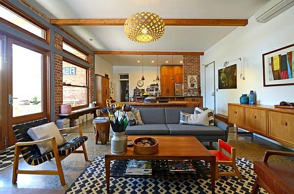 décoration-vintage-mobilier-vintage-et-unespace-contemporain