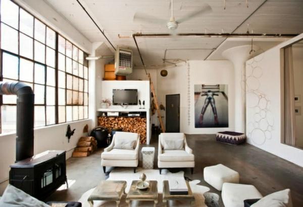 décoration-vintage-style-loft-vintage