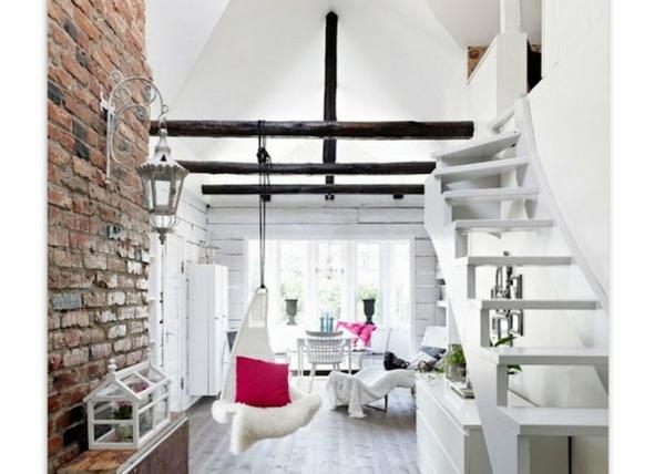 fauteuil-suspendu-intérieur-loft