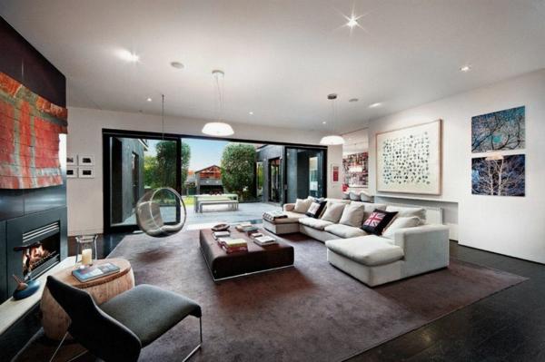 Fauteuil salon contemporain ~ Solutions pour la décoration ...