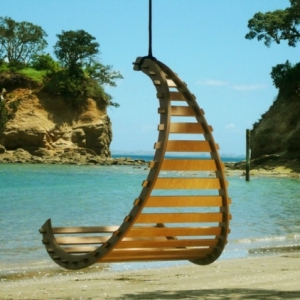 Le fauteuil suspendu - idées superbes pour son installation