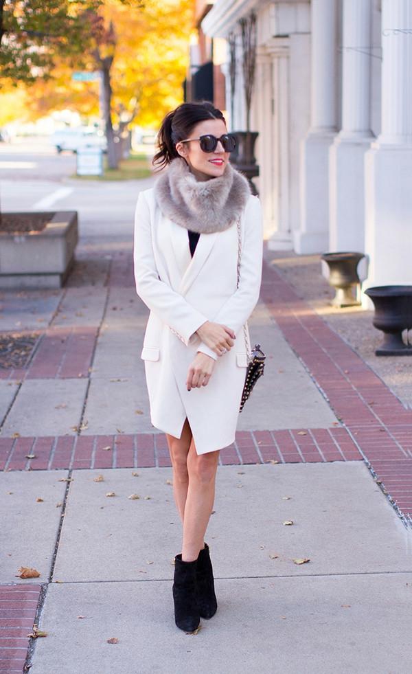 foulard-tube-en-éco-cuir
