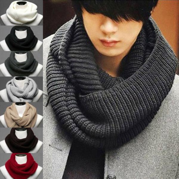 foulard-tube-mode-d'hommes