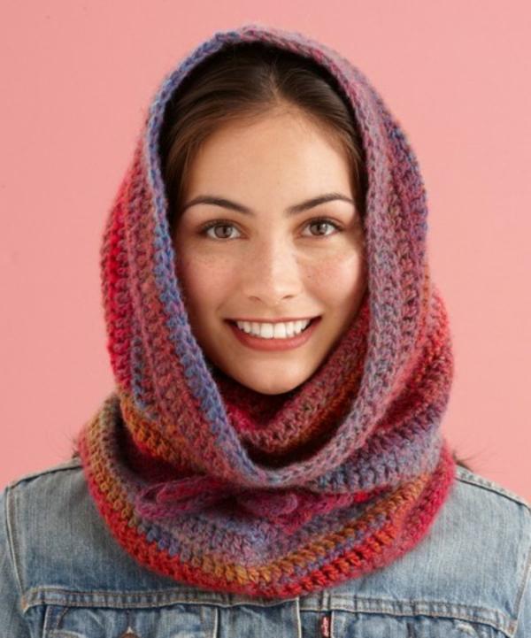 foulard-tube-multicolore