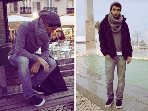foulard-tube-pour-hommes