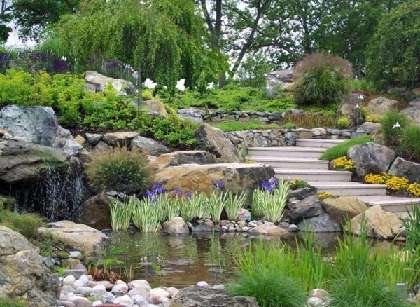 jardin-aquatique-un-escalier-tournant