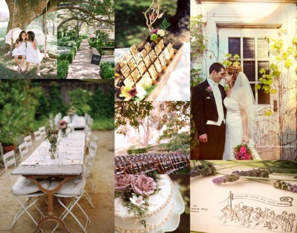 jolie-décoration-de-mariage-en-vintage