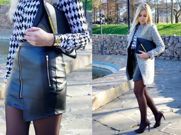 jupe-asymétrique-une-jupe-en-cuir-noir