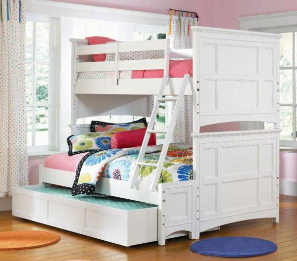 lits-superposés-design-blanc-original