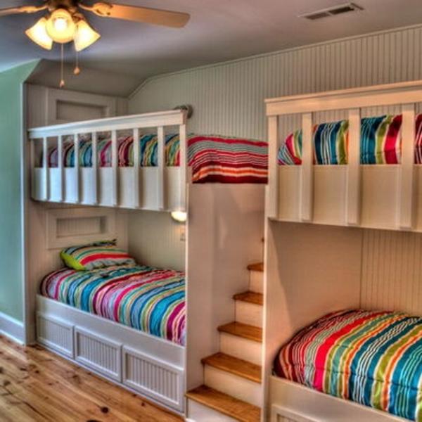 lits-superposés-design-cool-de-lits-d'enfants