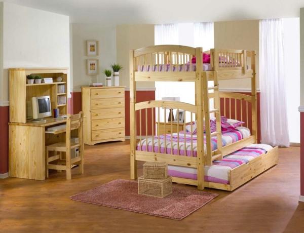 lits-superposés-lit-gigogne-d'enfants