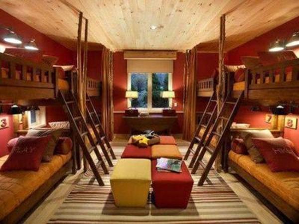 lits-superposés-plusieurs-lits