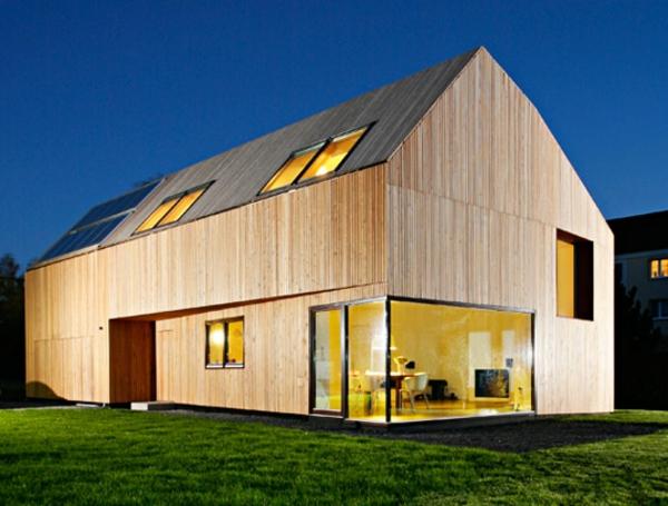 La maison passive une architecture du futur - Architecture maison simple ...