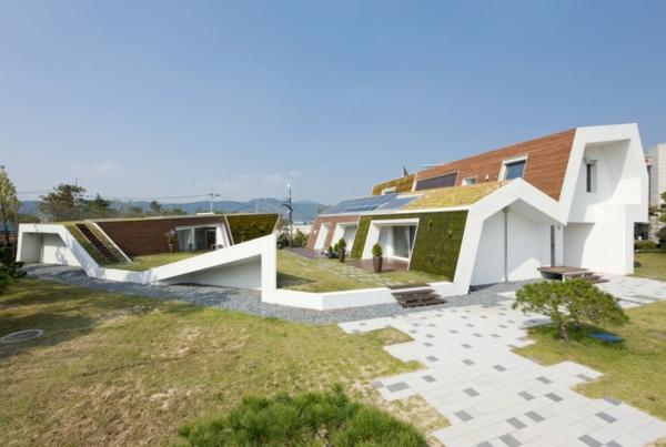 La maison passive une architecture du futur - Maison passive design ...