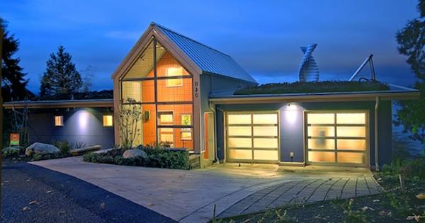 La maison passive une architecture du futur - R mur maison passive ...