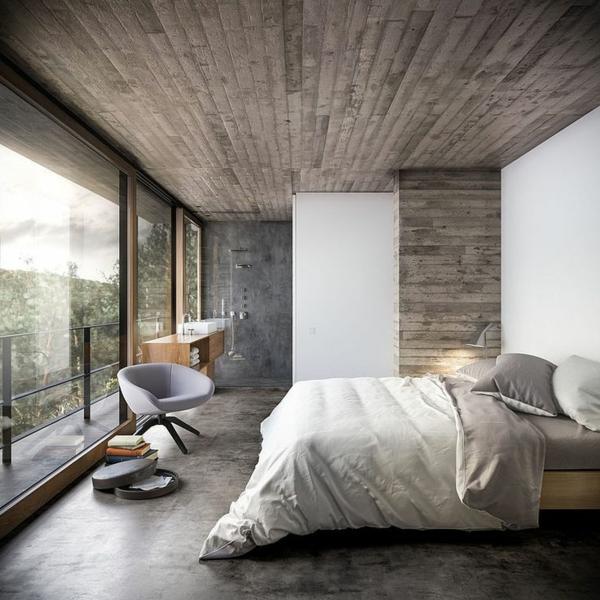 maison-passive-intérieur-chambre-à-coucher