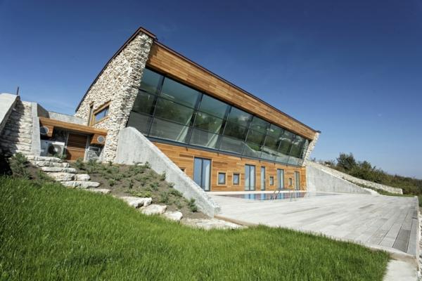 La maison passive une architecture du futur for Architecture du futur
