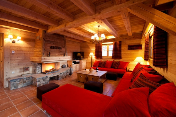 menuiserie-intérieure-les -plus-beaux-chalets-de-ski