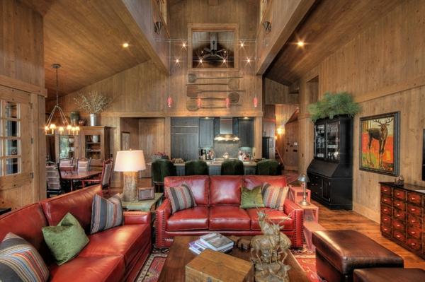 menuisierie-intérieure-intérieur-exceptionnel-sofas-en-cuir-rouge