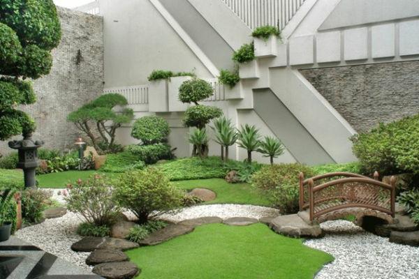 le mini jardin japonais s r nit et style exotique. Black Bedroom Furniture Sets. Home Design Ideas