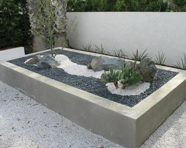 Le mini jardin japonais - sérénité et style exotique - Archzine.fr