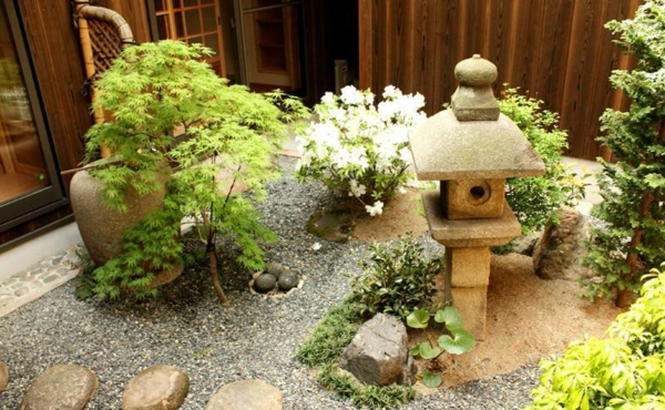 Beautiful mini jardin japonais en pot gallery bikeparty for Jardin japonais miniature