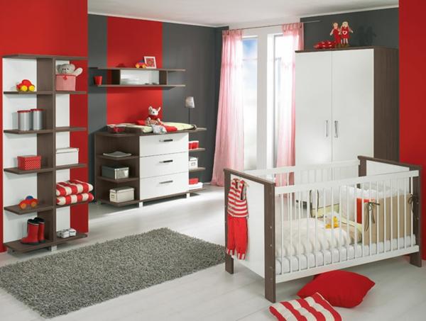 original-design-de-la-chambre-d'enfant-pour-votre-design-unique- lit de bébé évolutif