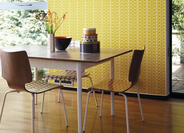 le papier peint graphique d coration unique pour l. Black Bedroom Furniture Sets. Home Design Ideas