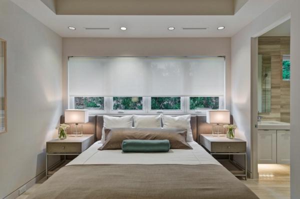 peinture-taupe-chambre-à-coucher-élégante-en-couleur-neutre