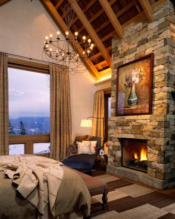 pierre-naturelle-pour-l'intérieur-chambre-à-coucher-miraculeuse-design-rustique