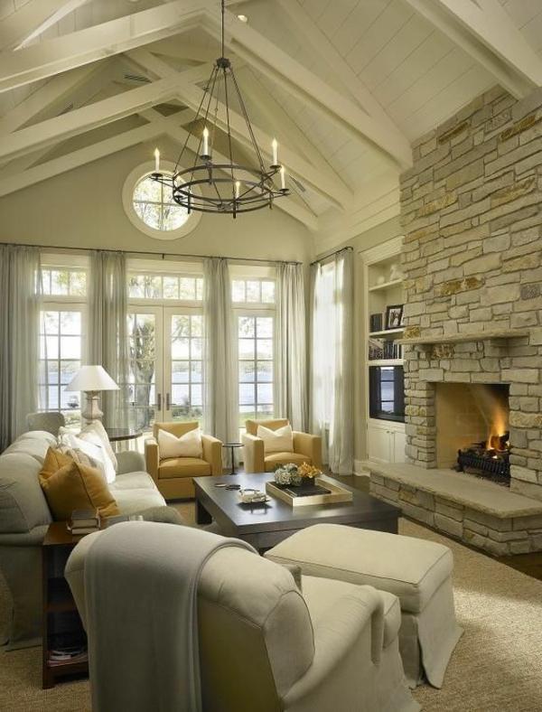 pierre-naturelle-pour-l'intérieur-cheminée-en-pierre-un-intérieur-élégant-et-beige