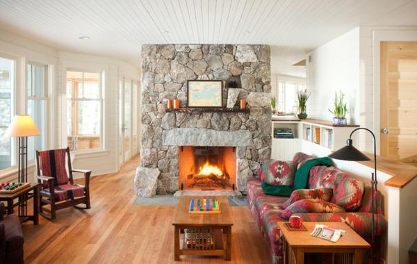 Foyer Flooring Zip Code : La pierre naturelle pour l intérieur intérieurs cosy et
