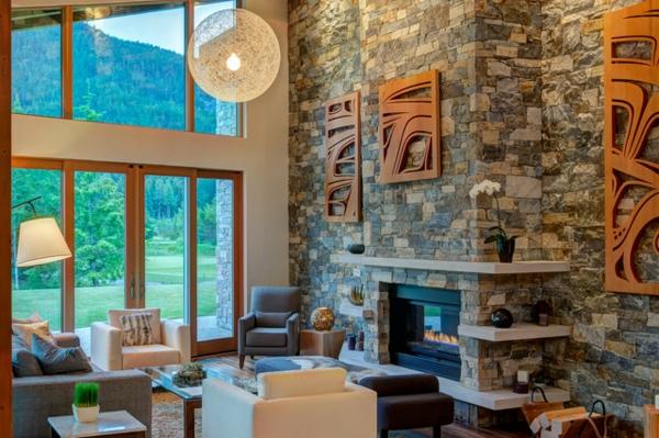 pierre-naturelle-pour-l'intérieur-salle-de-séjour-de-maison-familiale