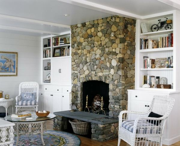 pierre-naturelle-pour-l'intérieur-un-intérieur-sensationnel-foyer-en-pierre-et-buffet-intégré