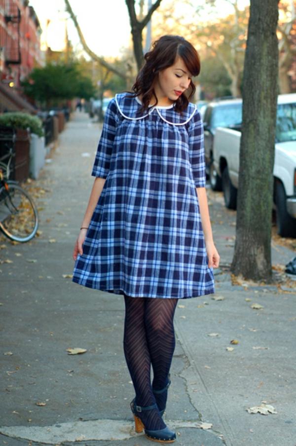 robe-trapèze-coquette