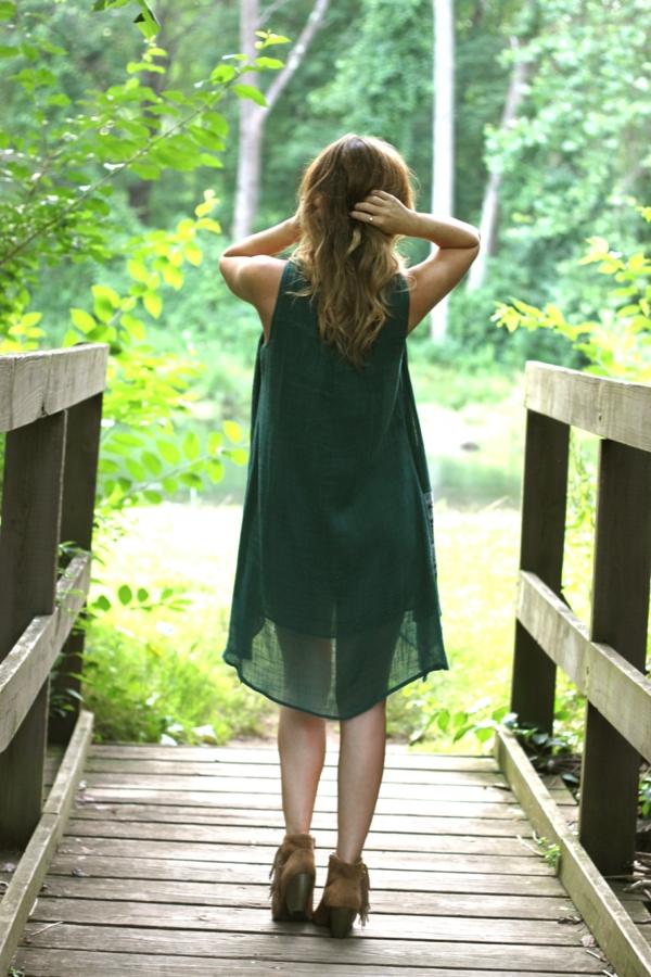 robe-trapèze-matière-écologique