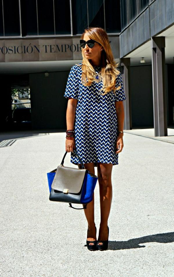robe-trapèze-motifs-zigzags