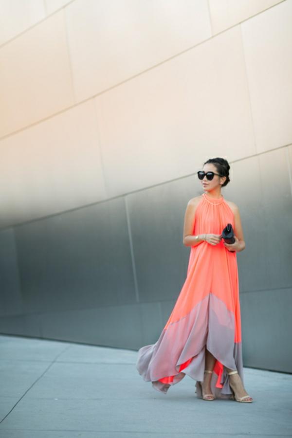 robe-trapèze-robe-longue