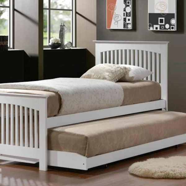design du lit gigogne pratique et cosy. Black Bedroom Furniture Sets. Home Design Ideas