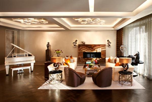 Le style art d co dans l 39 int rieur for Style appartement