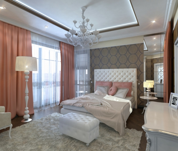 Chambre a coucher victorienne for Decoration chambre victorienne