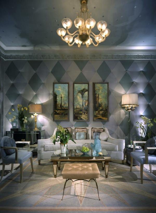 style-art-déco-intérieur-bleu-élégant