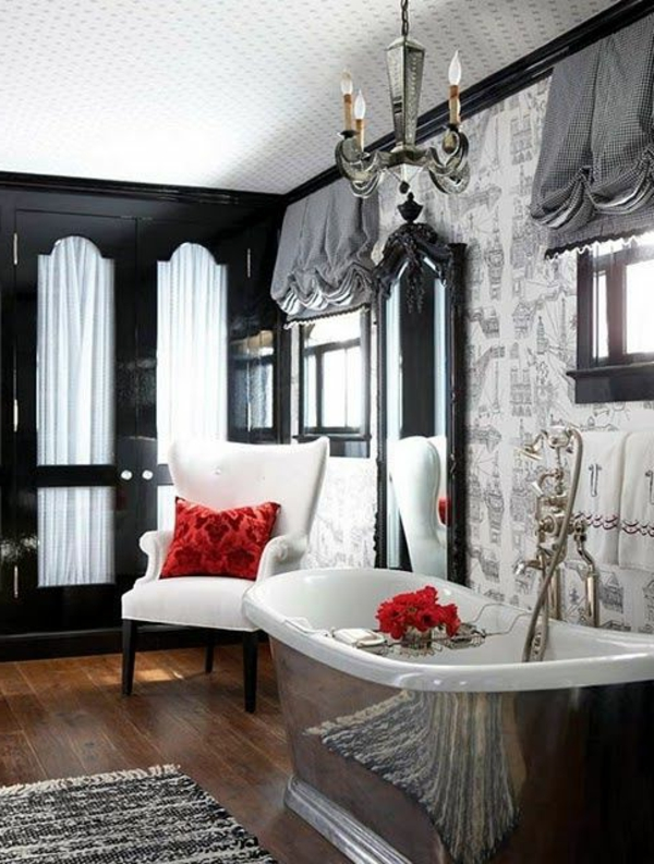 le style art d co dans l 39 int rieur. Black Bedroom Furniture Sets. Home Design Ideas