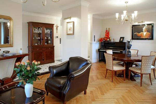 style-art-déco-sofa-dramatique-en-cuir-beige