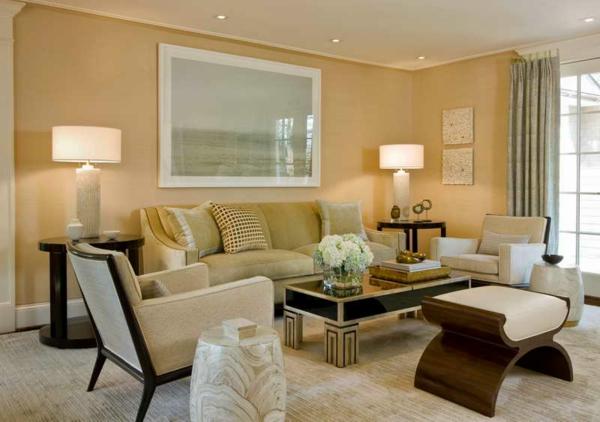 style-art-déco-une-salle-de-séjour-vintage-beige