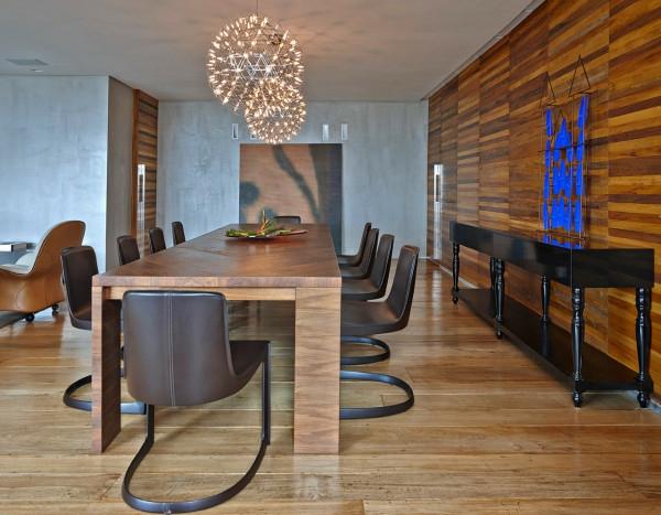 suspension-boule-deux-globes-pendantes-dans-une-salle-de-déjeuner-élégante