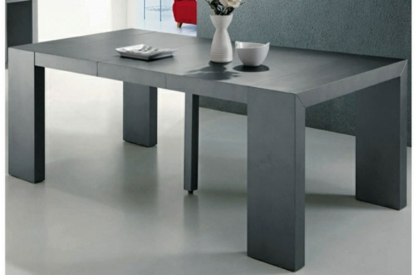table-console-extensible-gris-satine-minimaliste