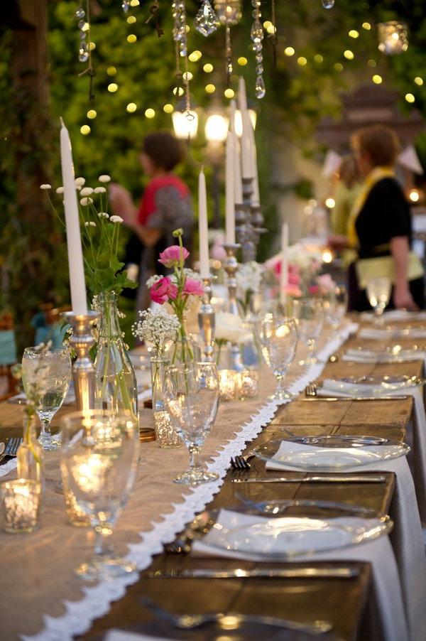 table-décoration-de-mariage